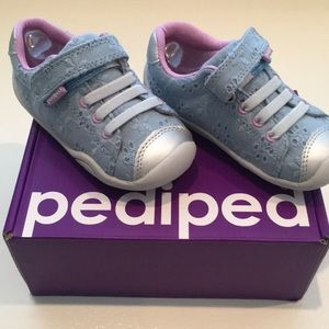 Brand new with box, toddler Pediped shoes